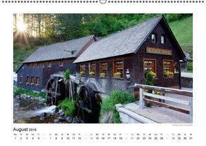 Schwarzwald 2016 (Wandkalender 2016 DIN A2 quer)