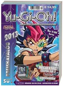 Yu-Gi-Oh! Preiskatalog 2013