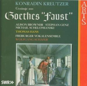 Gesänge Aus Goethes Faust