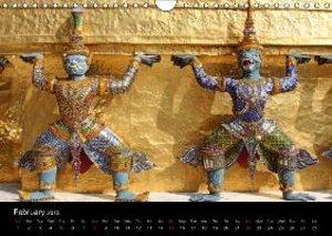 Thailand (Wall Calendar 2015 DIN A4 Landscape)