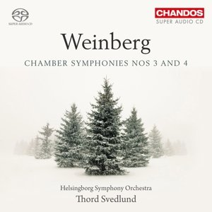 Kammersinfonien 3 & 4