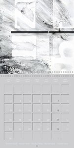 Time for Meditation (Wall Calendar 2015 300 × 300 mm Square)