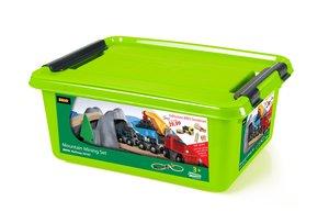 BRIO 33167 - Minen Bahn Set mit Batterielok