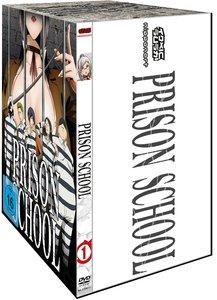 Prison School - DVD 1 + Sammelschuber [Limited Edition]