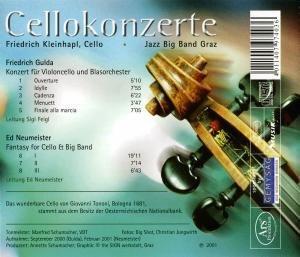 Cellokonzerte