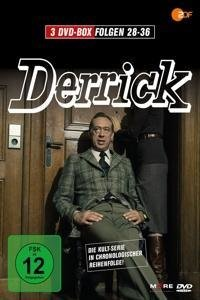 Derrick (3DVD-Box) Vol.04
