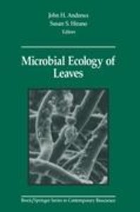 Microbial Ecology of Leaves