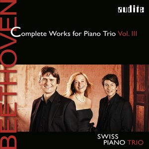 Beethoven:Complete Works For Piano Trio Vol.3