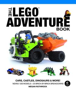 The LEGO® Adventure Book