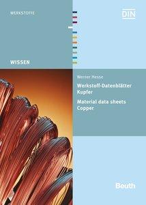 Werkstoff-Datenblätter - Kupfer