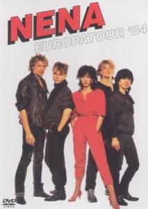 Nena - Europatour 84