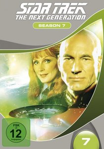 STAR TREK: The Next Generation - Season 7 (7 Discs, Multibox))
