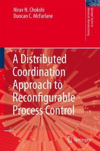 A Distributed Coordination Approach to Reconfigurable Process Co