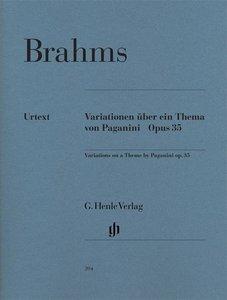 Variationen über ein Thema von Paganini Opus 35