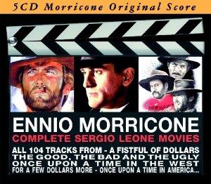 Complete Sergio Leone Movies