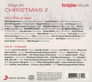 Brigitte Songs for Christmas II