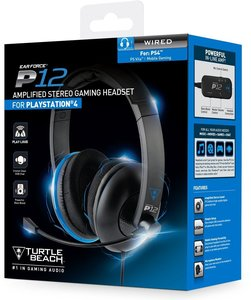 EAR FORCE® P12 Stereo-Gaming-Headset, Kopfhörer für PlayStation®
