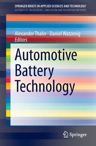 Automotive Battery Technology