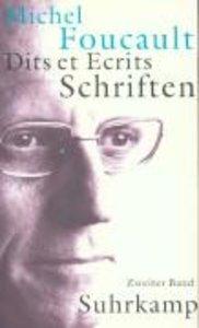 Schriften in vier Bänden - Dits et Ecrits 2. 1970 - 1975