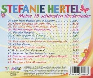 Meine 15 schönsten Kinderlieder