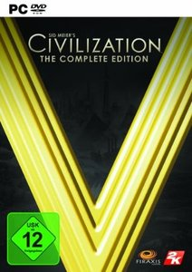 Sid Meiers Civilization V - The Complete Edition