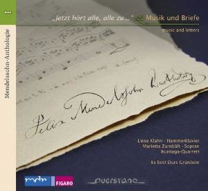 Musik Und Briefe-Jetzt Hört Alle...