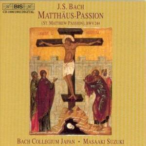 Matthäus-Passion BWV 244 (GA)
