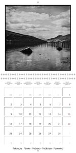 Scotland - Magic of the North (Wall Calendar 2015 300 × 300 mm S