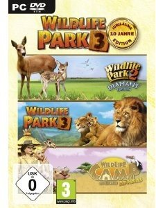 Wildlife Park 3 - Jubiläums-Edition