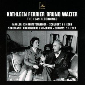 Ferrier und Walter-die Aufnahmen von 1949