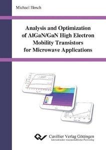 Analysis and Optimization of AlGaN/GaN High Electron Mobility Tr