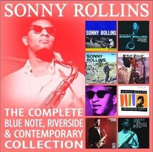 The Complete Blue Note,Riverside & Contemporary