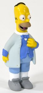 The Simpsons - Figurenset, 21tlg.
