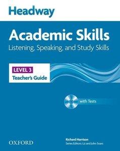 Headway Academic Skills 3: Listening, Speaking, and Study Skills