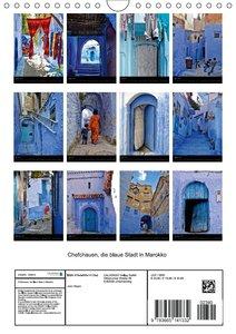 Chefchauen, die blaue Stadt in Marokko