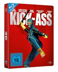 Kick-ass Steelbook