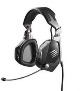 F.R.E.Q. 7 Dolby 7.1 Gaming Headset, matt schwarz