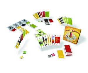 Zoch 601105058 - Scharfe Schoten, Kartenspiel