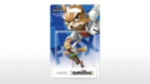 amiibo Smash Fox