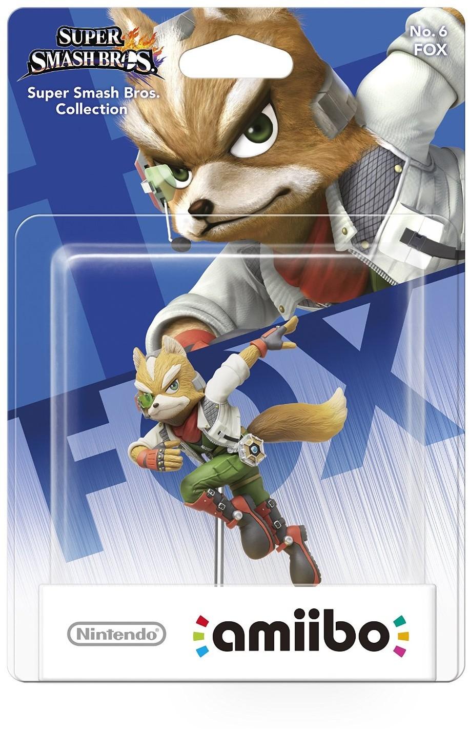 amiibo Smash Fox - zum Schließen ins Bild klicken