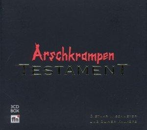 Arschkrampen-Testament