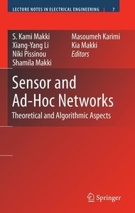 Sensor and Ad-Hoc Networks