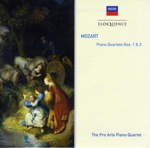 Piano Quartet 1 & 2