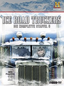 Ice Road Truckers-Komplette Staffel 5