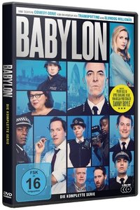 Babylon-Staffel 1