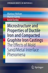 Microstructure and Properties of Ductile Iron and Compacted Grap