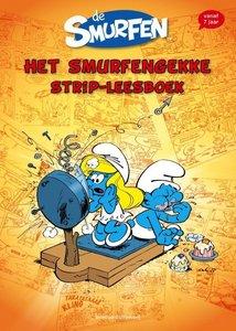 Het smurfengekke strip-leesboek / druk 1