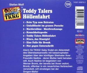 126/Teddy Talers Höllenfahrt