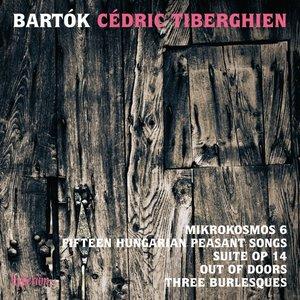 Suite op.14/Drei Burlesken op.8c/Mikrokosmos