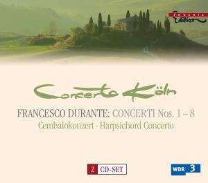Concerti 1-8/Cembalokonzert